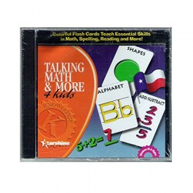 Talking Math & More 4 Kids CD-ROM
