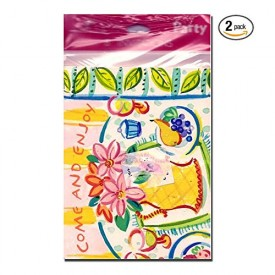 Tropical Colors Invitation From Hallmark - 2 Pack [Health and Beauty]
