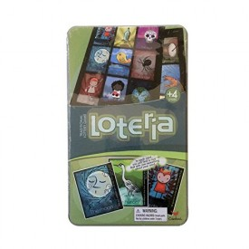 Loteria Traditional Lottery Game for Ages 3 and Up