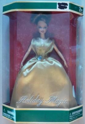 Holiday Majic Doll (11-1/2 Fashion Doll)