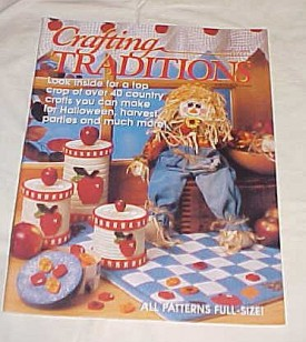 Crafting Traditions Magazine Sept/Oct Back Issue 1998
