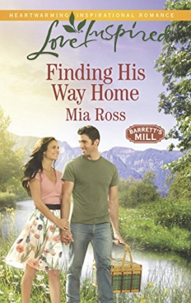 Finding His Way Home (Barretts Mill) (Mass Market Paperback)