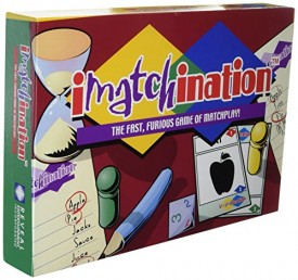 Reveal Entertainment Imatchination Board Game