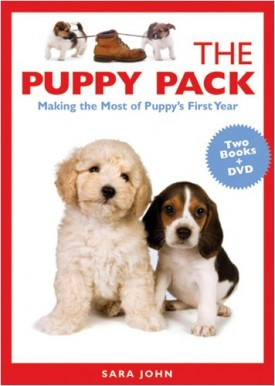 The Puppy Pack: Making the Most of Puppys First Year (Hardcover)