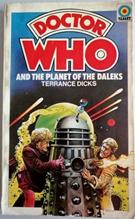 Doctor Who And The Planet Of The Daleks (Mass Market Paperback)