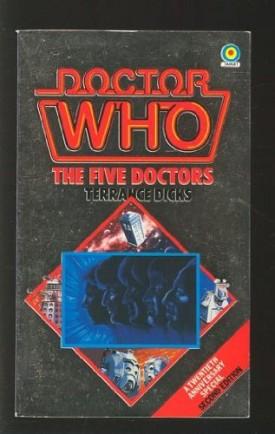Doctor Who: The Five Doctors: 5th Doctor Novelisation (Mass Market Paperback)