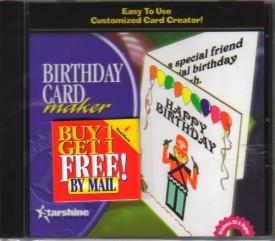 Birthday Card Maker [.jpg] [CD-ROM]