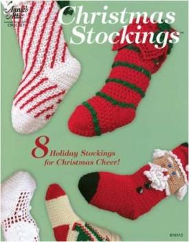 Annies Attic-christmas Stockings