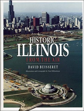 Historic Illinois from the Air (Hardcover)