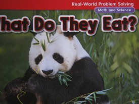 Real-World Problem Solving Library Grade 1 What Do They Eat?, GR G, Benchmark 12 [Paperback] McGraw-Hill Education