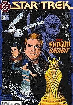 Star Trek #71 Comics May 1995
