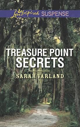 Treasure Point Secrets (Love Inspired Suspense) (Mass Market Paperback)