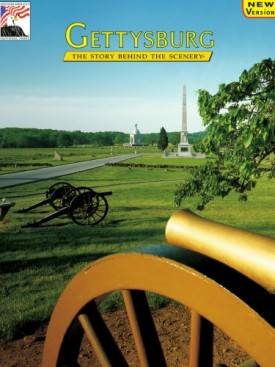 Gettysburg: The Story Behind the Scenery (Paperback)