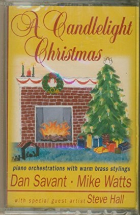 A Candlelight Christmas Piano Orchestrations by Steve Hall [Audio Cassette] [Jan 01, 2000] Steve Hall