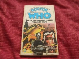 Doctor Who and the Dalek Invasion of Earth (Mass Market Paperback)