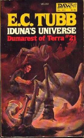Iduna's Universe (Dumarest of Terra #21) (Mass Market Paperback)