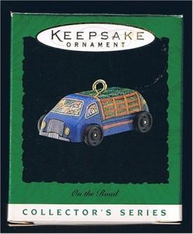 Hallmark Keepsake On the Road Series #4 1996 Christmas Tree Truck