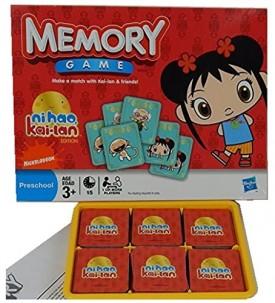 Memory Game - Ni Hao Kai-Lan