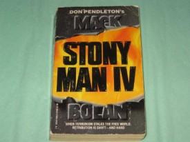Stony Man [Jan 01, 1992] Pendleton, Don