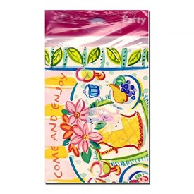 Tropical Colors Invitation From Hallmark [Health and Beauty]