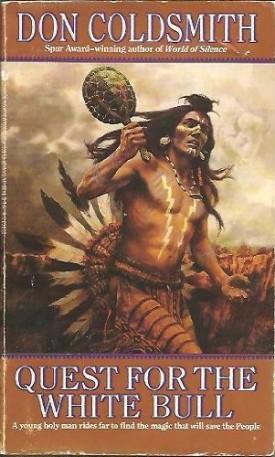 Quest for the White Bull (Mass Market Paperback)