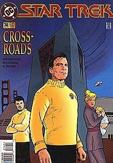 Star Trek #74 Comics August 1995
