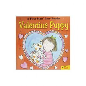 Valentine Puppy ( A First-Start Easy Reader) (Paperback)