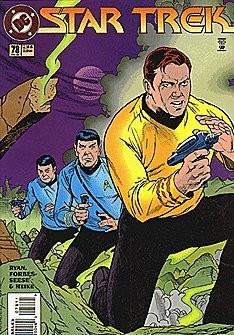 Star Trek #79 Comics December 1995
