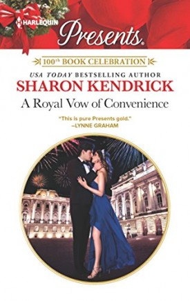 A Royal Vow of Convenience: A Royal Christmas Romance (Harlequin Presents) (Mass Market Paperback)