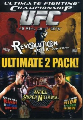 Ultimate Fighting Championship UFC 45 & 46 Ultimate 2 Pack (DVD)