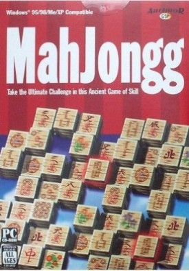 Mahjongg - XP Compatible [CD-ROM] [Windows 98 | Windows XP | Windows 95]