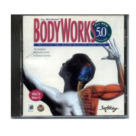 BodyWorks Discover The World Beneath Our Skin 5.0 Version (CD-ROM)