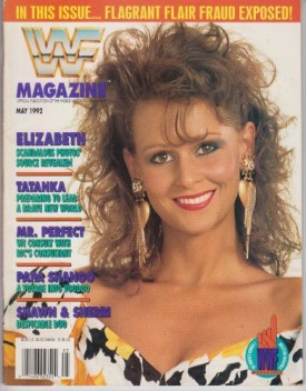 WWF Wrestling WF Magazine May 1992 Vol. 11 No. 5