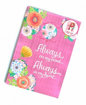 Hallmark Extra Large Thinking of You Pop Up Greeting Card