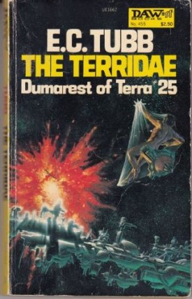 The Terridae (Dumarest of Terra): No. 25 - DAW No. 455 (Vintage 1981) (Mass Market Paperback)