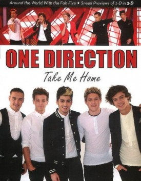 One Direction: Take Me Home (Paperback)