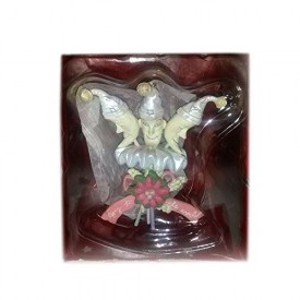 Flavia The Romance of Life Cresent Moon Collectible Ornament