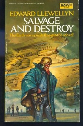 Salvage and Destroy  (Mass Market Paperback)