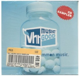 VH1 Music Good: The Cure To Common Music (CD)
