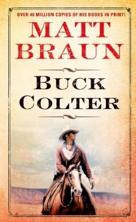 Buck Colter (Mass Market Paperback)