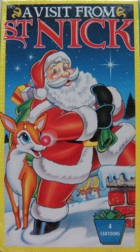 A Visit From St. Nick [VHS Tape] [1992]