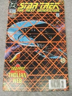 Star Trek: The Next Generation #72 Comics June 1, 1995