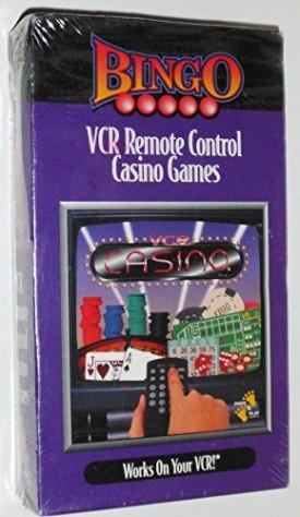 BINGO: VCR Remote Control Casino Games (vhs)