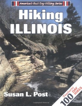 Hiking Illinois (Americas Best Day Hiking Series) (Paperback)