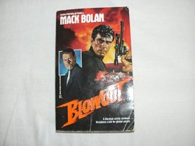 Blowout (Super Bolan) [Jul 01, 1989] Pendleton, Don