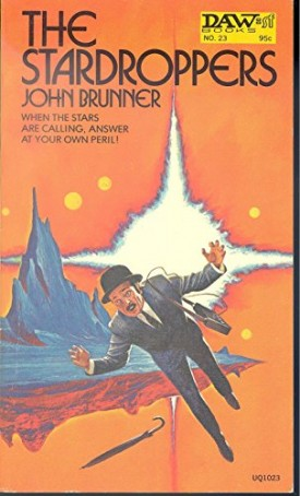 The STARDROPPERS.  (Mass Market Paperback)
