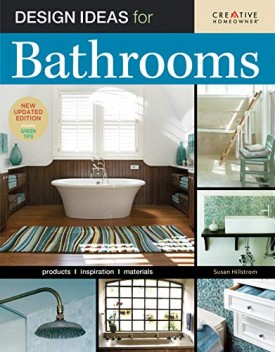 Design Ideas for Bathrooms, 2nd Edition (Creative Homeowner) (Home Decorating) (Paperback)