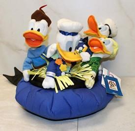 Disney Bean Bag-Donald 65th Anniversary Set