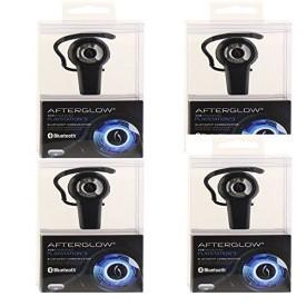 PDP PS3 Afterglow AP.3 Bluetooth Communicator - Blue - 4 Pack Gift Bundle