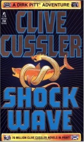 Shock Wave (Dirk Pitt Adventure) (Mass Market Paperback)